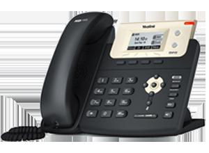 Teléfono IP SIP 2 Cuentas