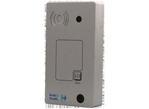 Intercomunicador IP PoE de superficie con lector de tarjetas RFID